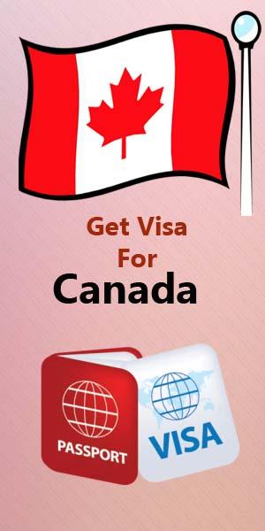 Get visa for canada